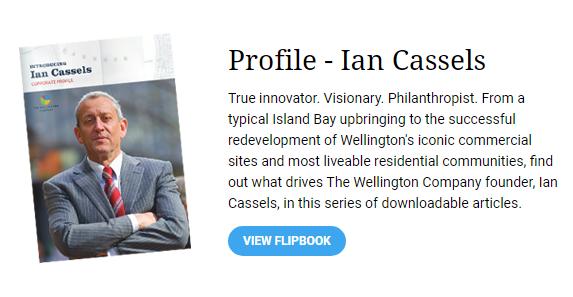 Profile - Ian Cassels