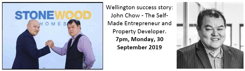 John Chow 2019