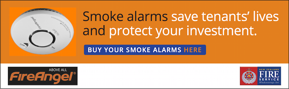 Smoke alarms save tenants' lives and protect your investment